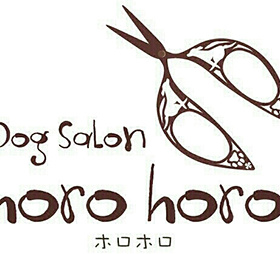 ハサミのイラストロゴ