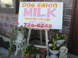 Dog Salon MILK